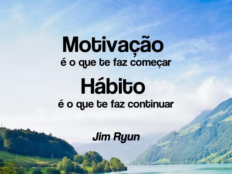 Diferença Entre Motivação E Hábito Mais Mensagens
